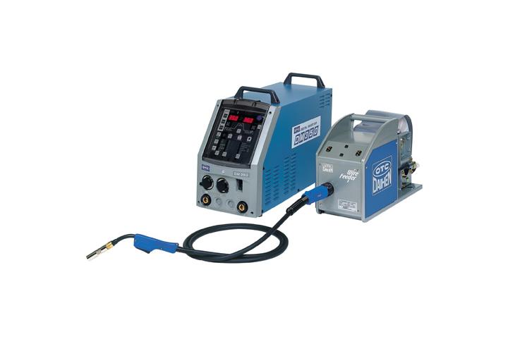 Co2 / Mag / Mig - Welding Machine - OTC Products - Heena Equipements ...